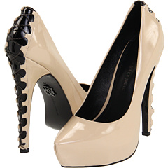 "Heels of the Day : Rock & Republic ""Loretta"" Chain Platform Pump"