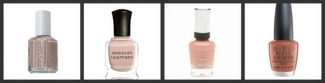 Spring Nail Polish Trend: Go Nude !