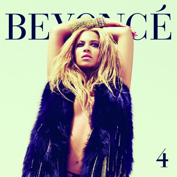 Beyoncé – 4 (Album Cover)