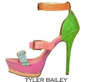Heels of the Day : Tyler Bailey