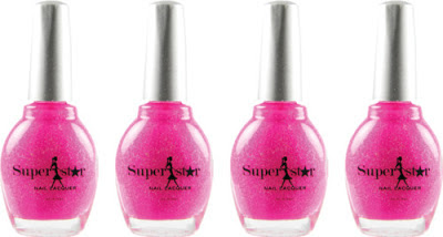 Help Fight Breast Cancer with Superstar Nail Lacquer !