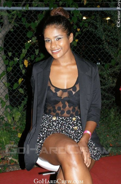 Pink Socialite Fashion Icon : Amita Persaud-Webb