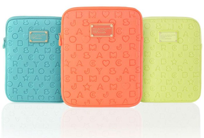Marc Jacobs 'Stardust Logo Neoprene Tablet Case'