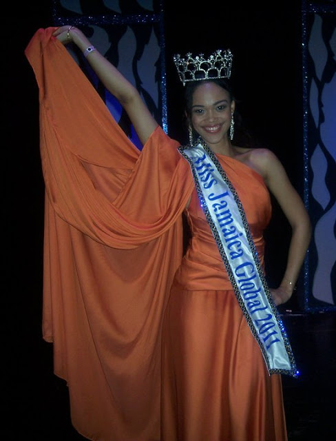 Miss Jamaica Global 2011 – Kimberley Sherlock : 10 Beauty Must-Haves