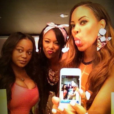 Malaysia Pargo rocks Rashida Gurl 'Majesty' Earrings