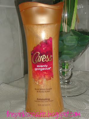 Product Review: Caress Evenly Gorgeous Exfoliating Body Wash