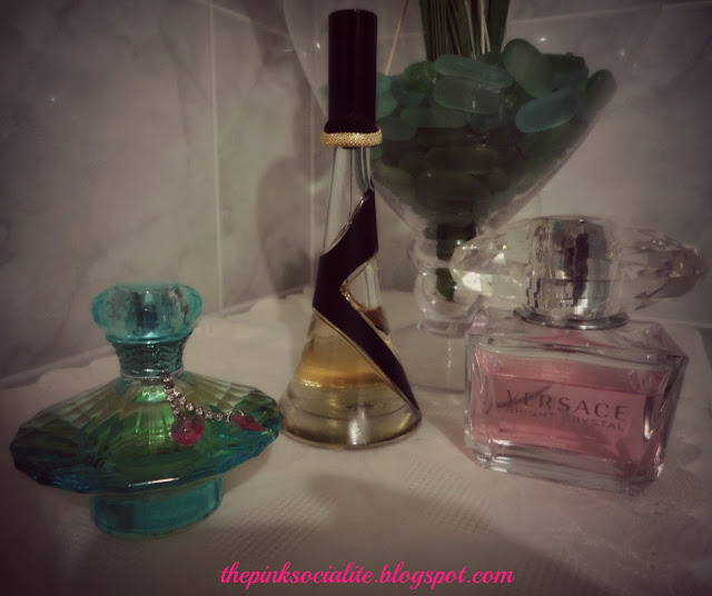 My Top 3 Fragrances for 2012!