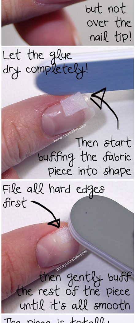 How To Fix A Broken Fingernail