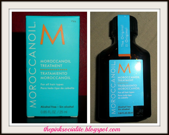 Product Review: MoroccanOil Treatment