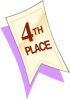 4th Place in the JA Blog Awards!
