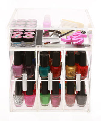 How To Store Your Nail Polishes