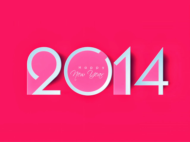 Hey 2014! Happy New Year!