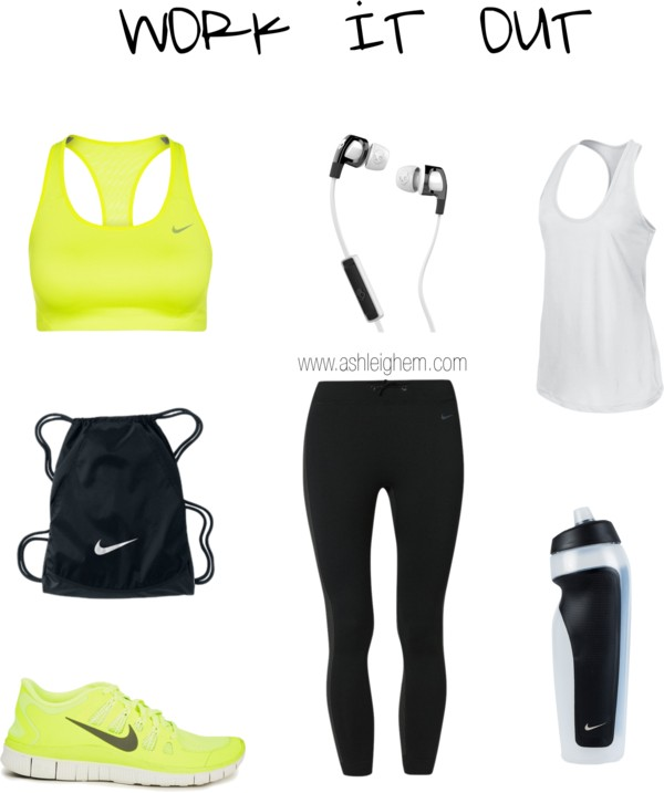 3 Outfits to Work It Out