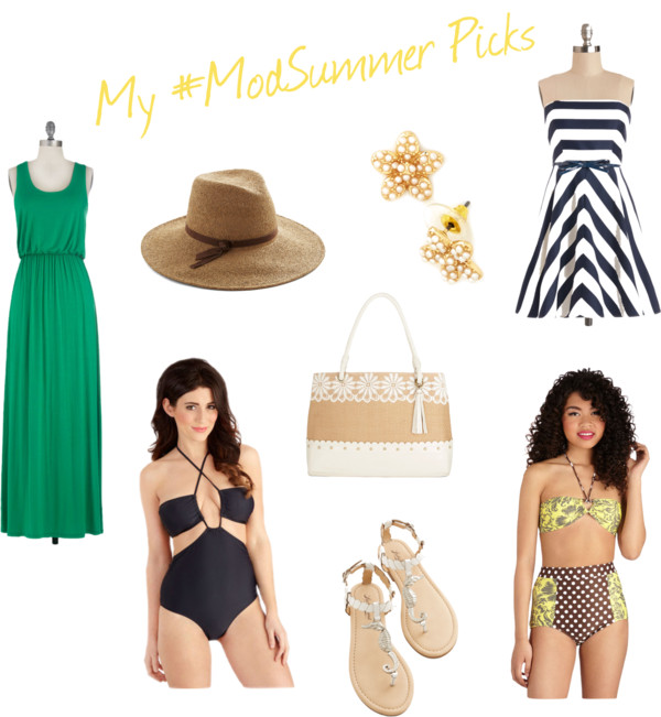 My #ModSummer Picks
