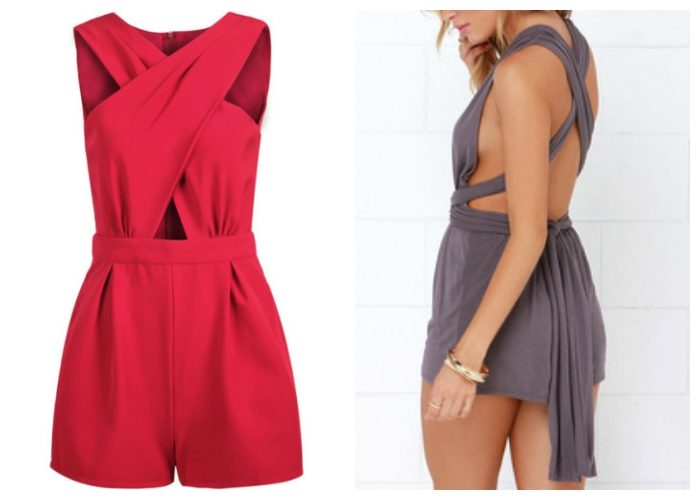 My SheIn Romper Faves