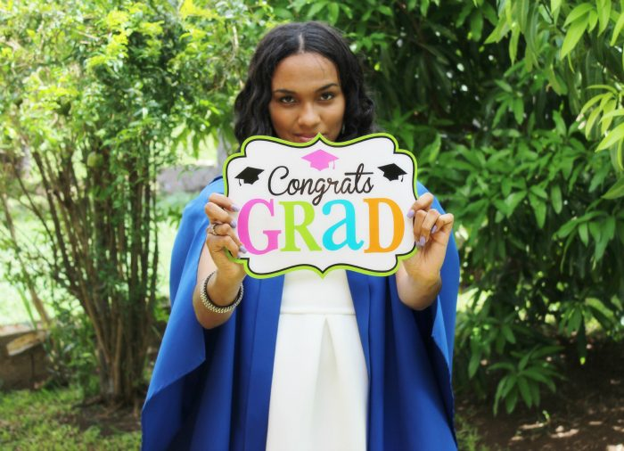 Graduation Day: What I Wore