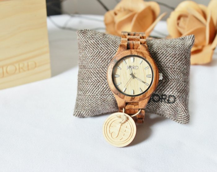 JORD Wood Watch Review + Giveaway